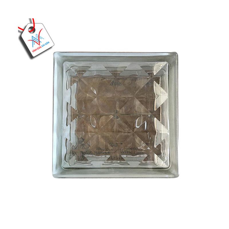 Gạch kính Thái Lan vân kim cương
