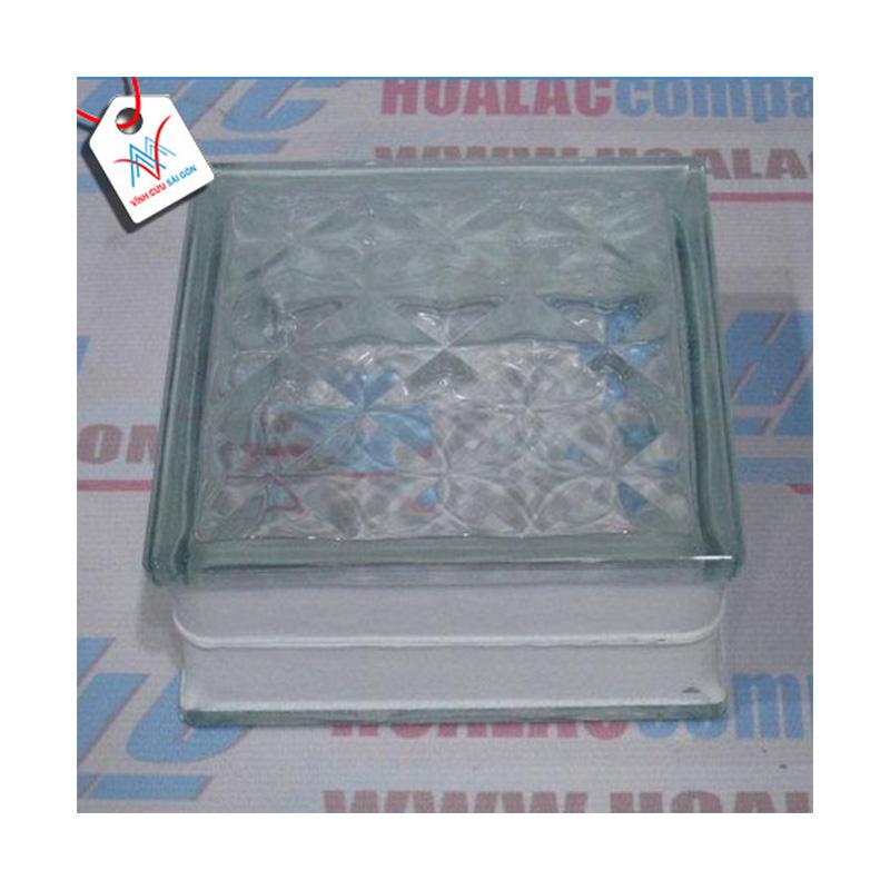Gạch kính Trung Quốc vân kim cương